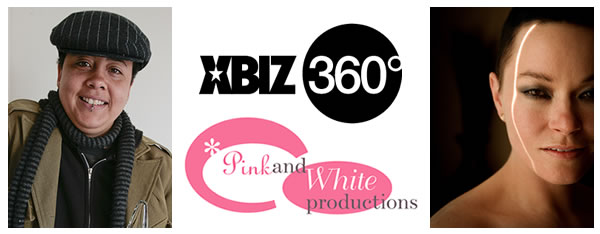 Shine Louise Houston, XBIZ 360, Pink and White Productions, Jiz Lee
