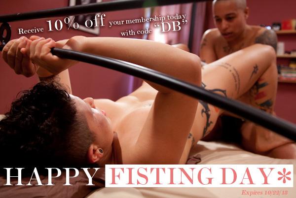 FistingDay-2013