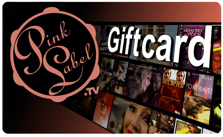 PinkLabel.TV Gift Card